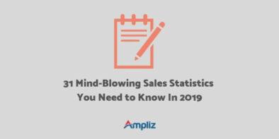 sales statistics - 2019