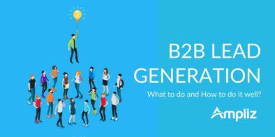 Lead Generation for B2B : Techniques