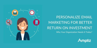 Personalize Email Marketing Campaigns