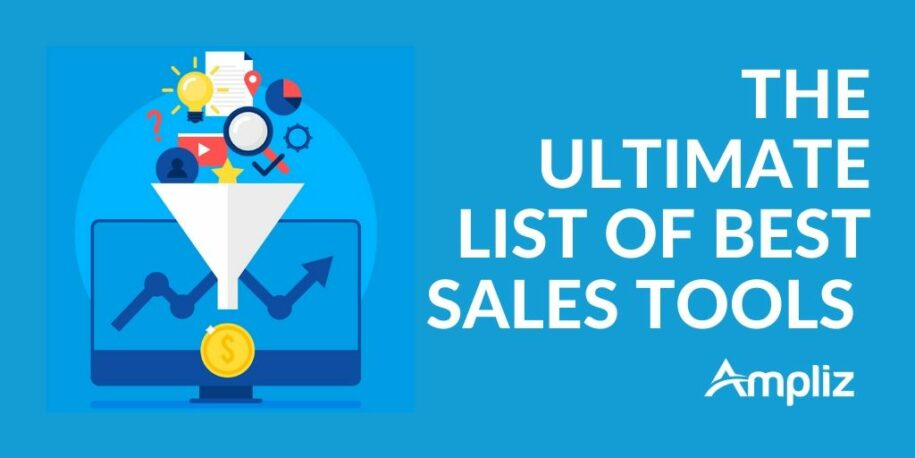 Best Sales Tools: The Ultimate List (2019)