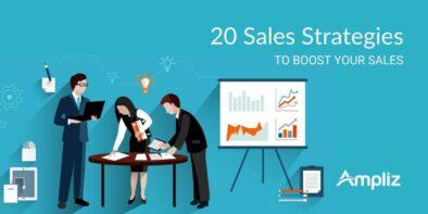 Effective Sales Strategies to boost sales