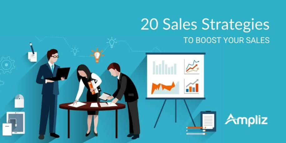 Effective Sales Strategies to boost sales
