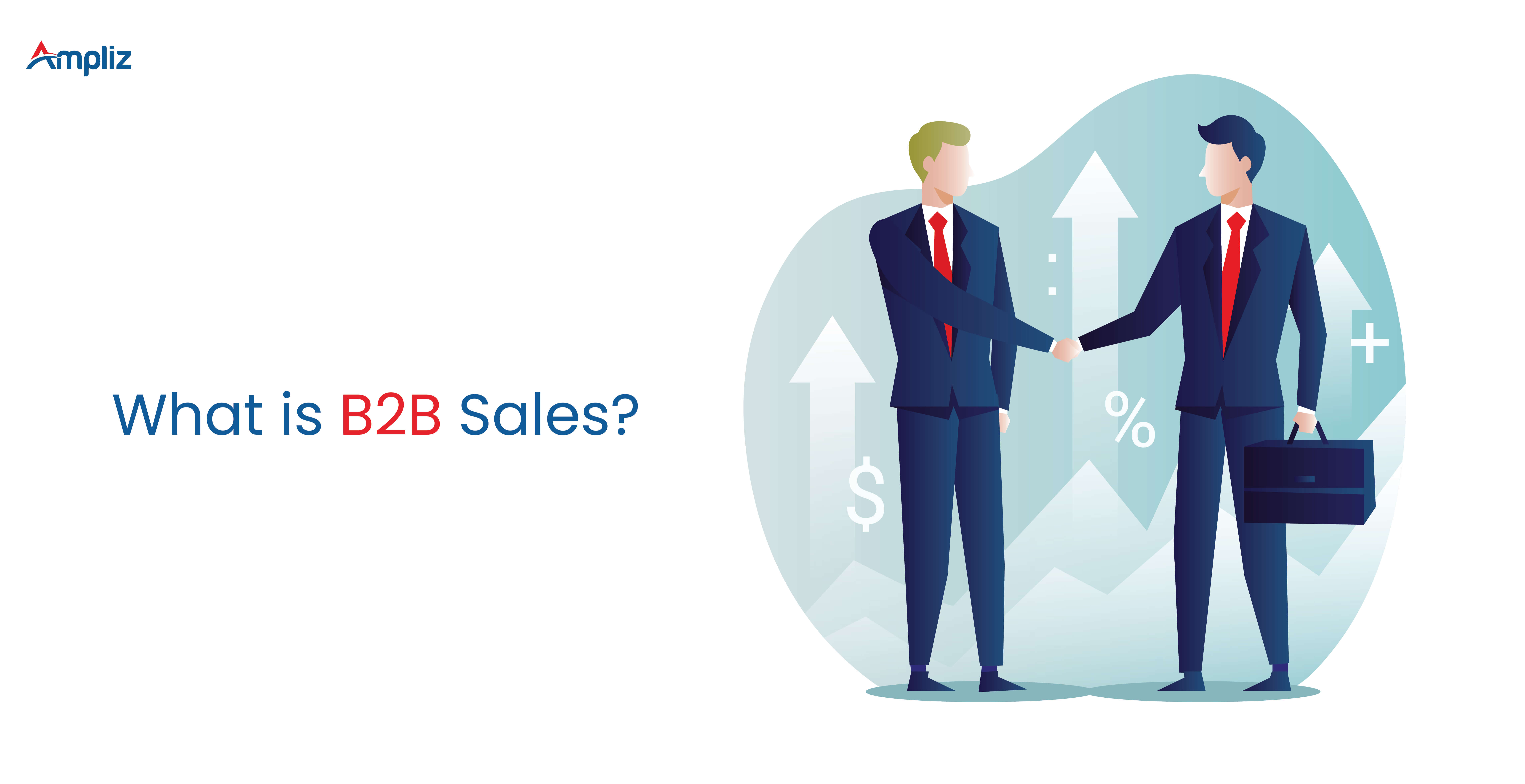 What is B2B Sales