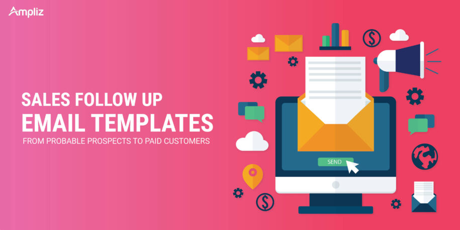 Sales follow up email templates