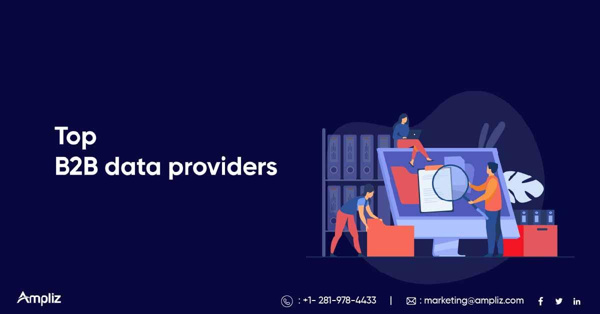 Top B2B Database Providers