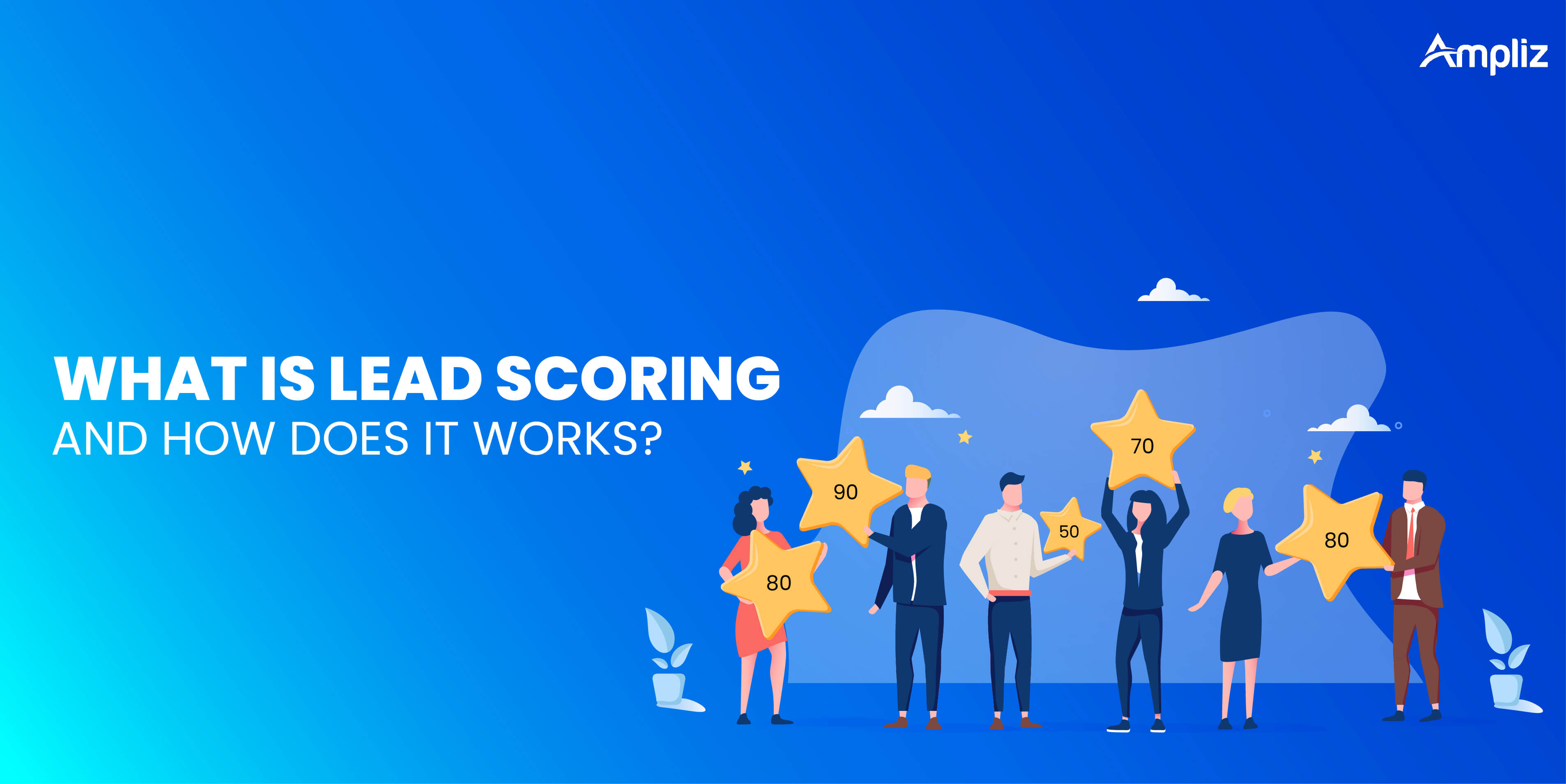 what is lead scoring?