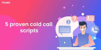 Cold call scripts