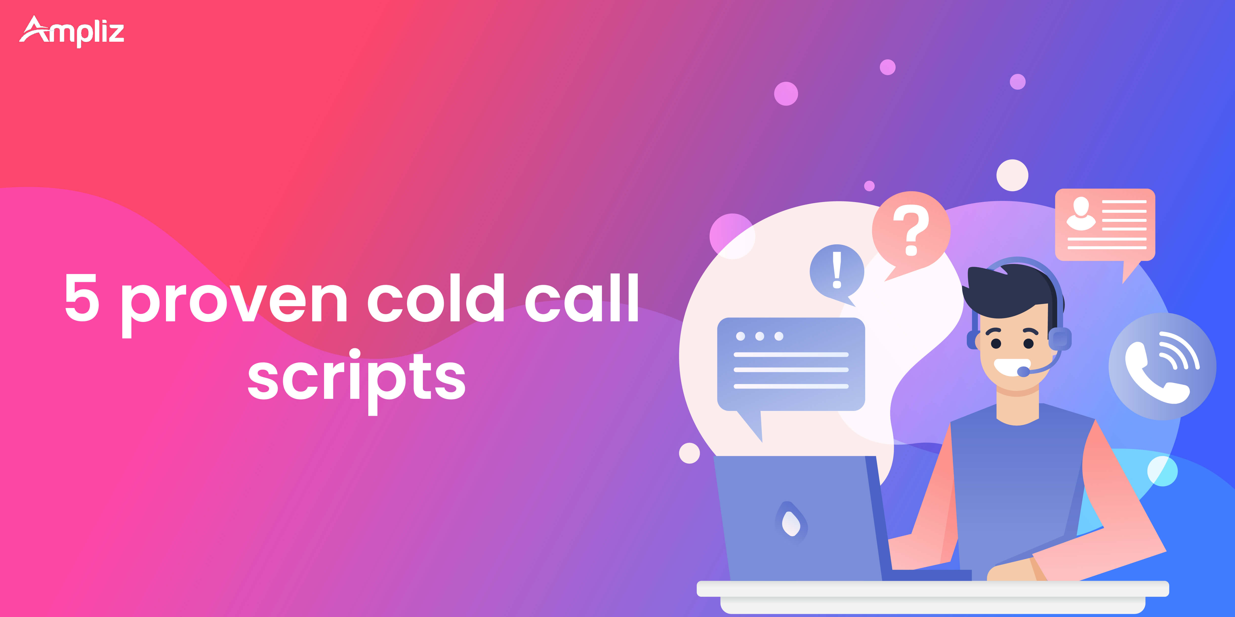 Cold call scripts
