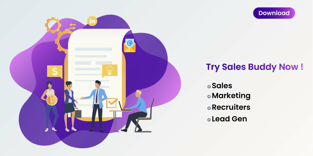 Download Salesbuddy for free