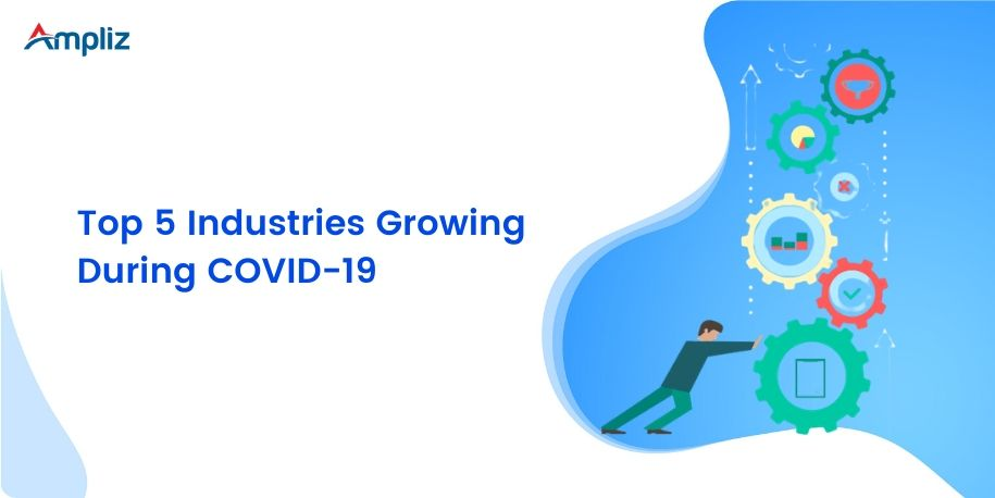 Top 5 industries growing during COVID-19