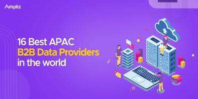 APAC B2B Data Provider