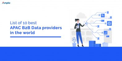 B2B data providers APAC