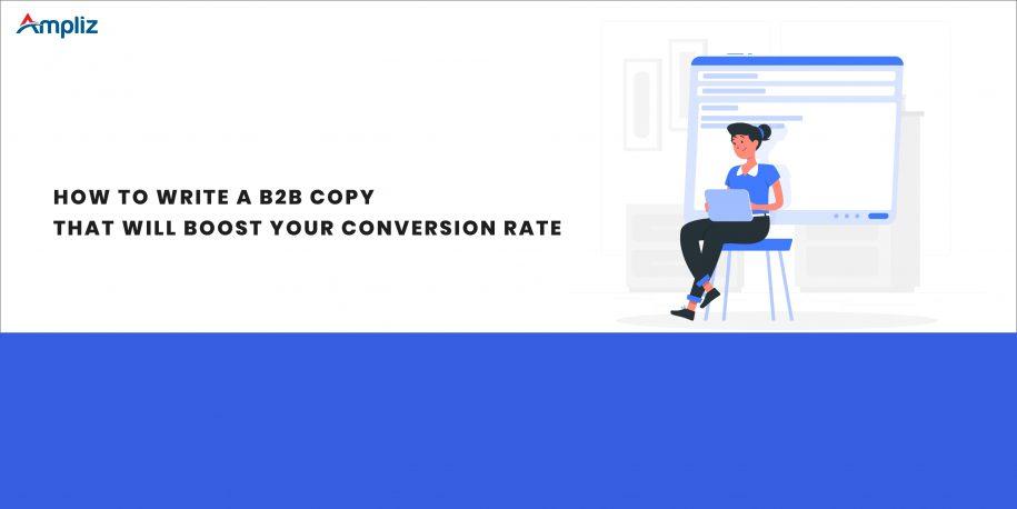 Best B2B Copy writing ideas