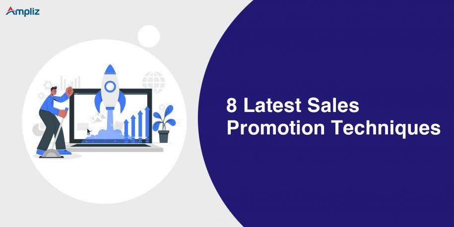 Sales Promotion techniques 2021
