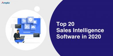 Sales Intelligence Software 2020