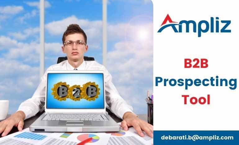B2B prospecting tool