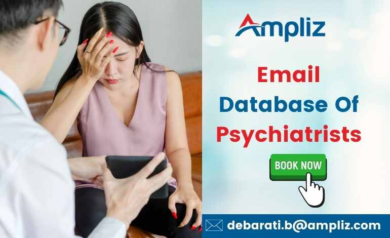 Email Database Of Psychiatrists