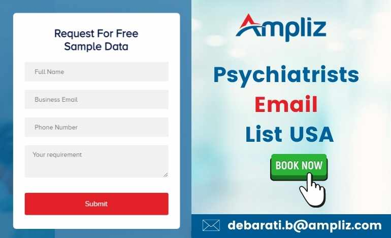 Psychiatrists Email Lists IN USA