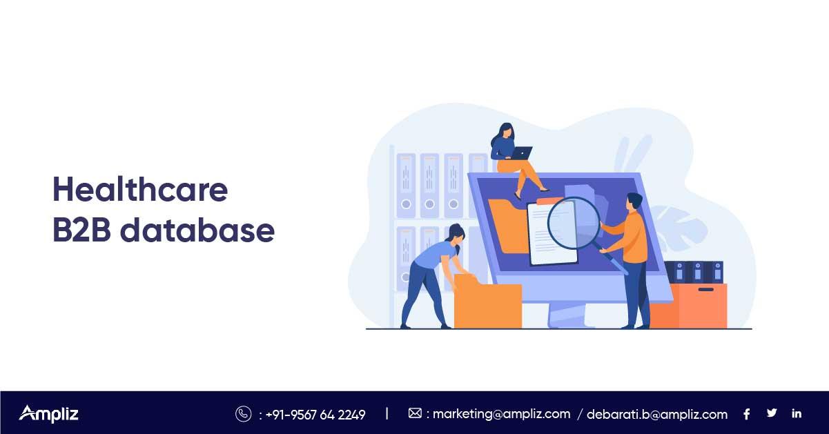 healthcare b2b database