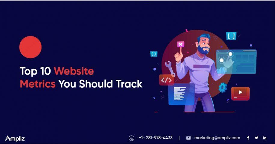 top website metrices
