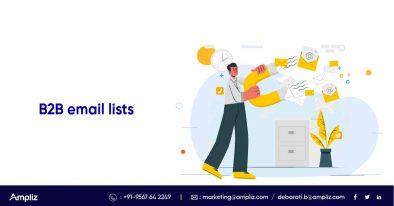 B2B email lists