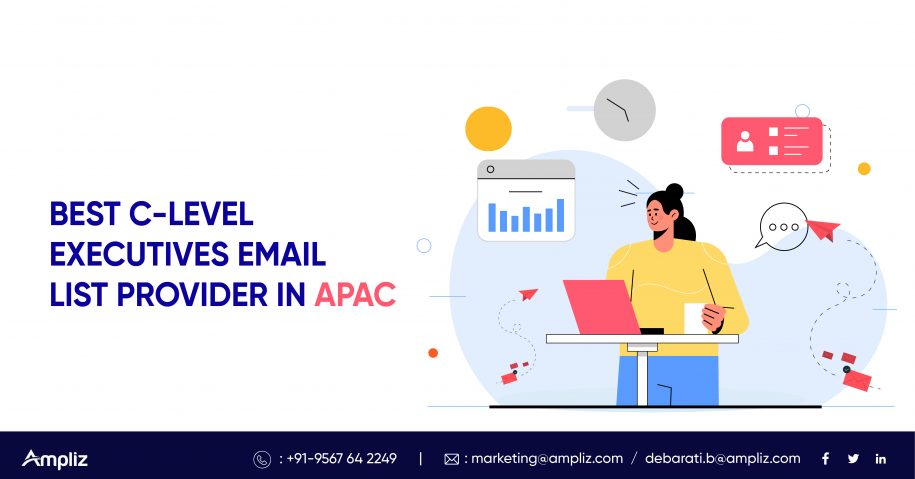 The Best C-Level Email List Provider in APAC