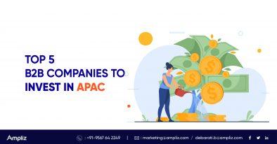 Top 5 B2B Companies inAPAC