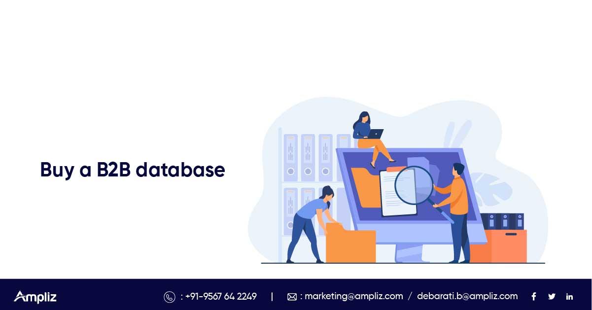 buy b2b database