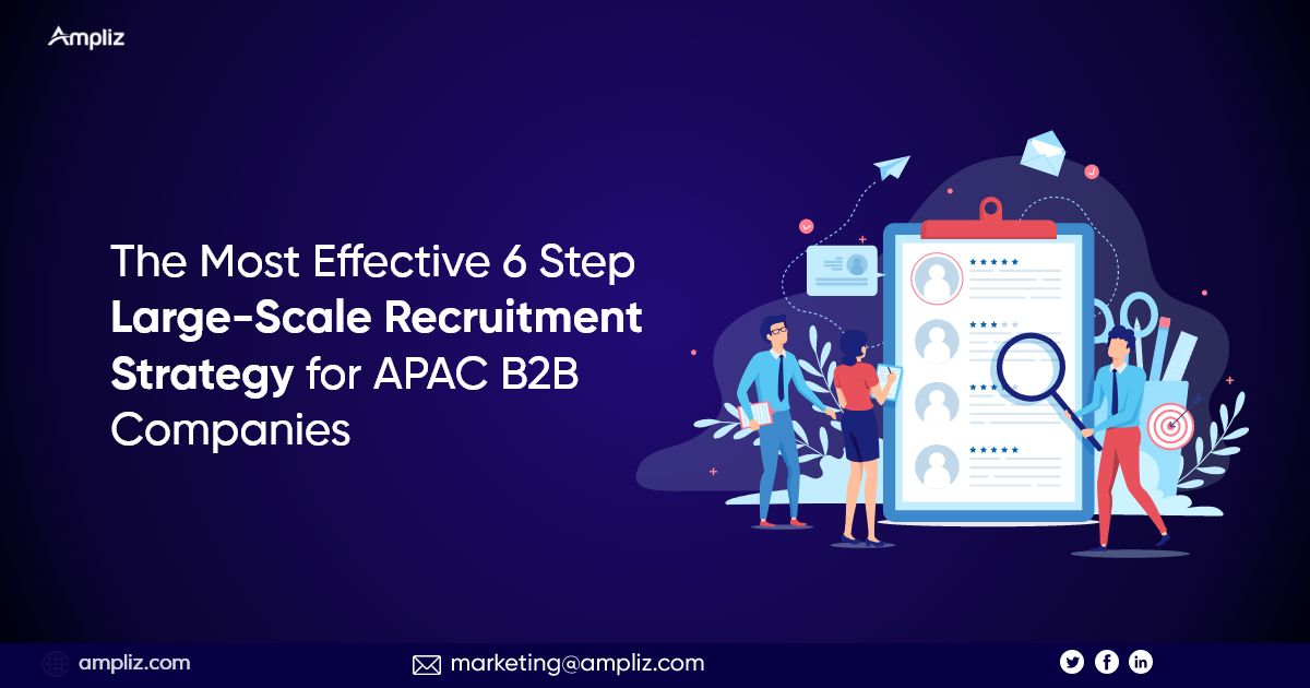 Recruitment Strategy for APAC