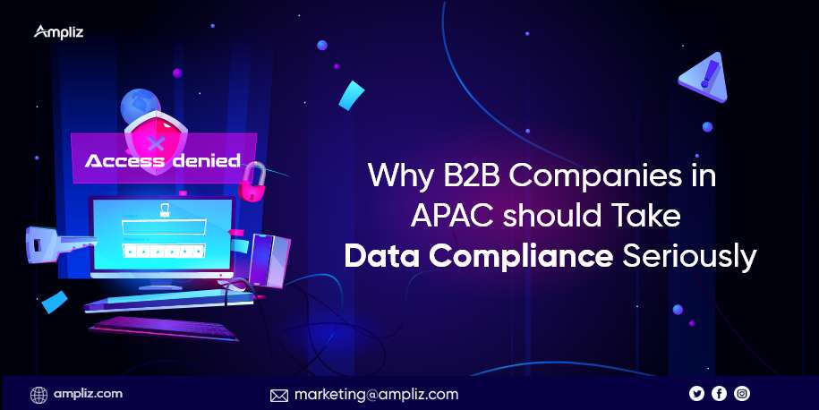 Significance of Data Compliance in APAC