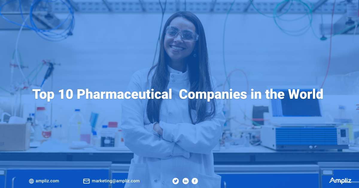 Pharmaceutical companies in the world